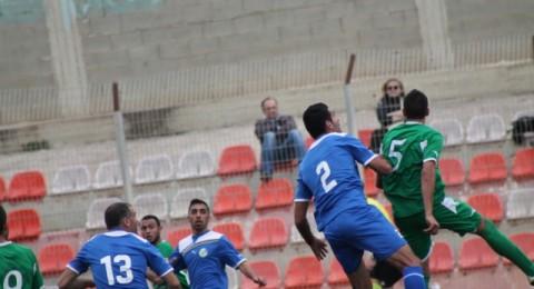 مـ كفر كنا يفشل بتحقيق الفوز على فريق المرتبة الاخيرة (0-0)